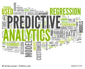 "Word Cloud ""Predictive Analytics"""