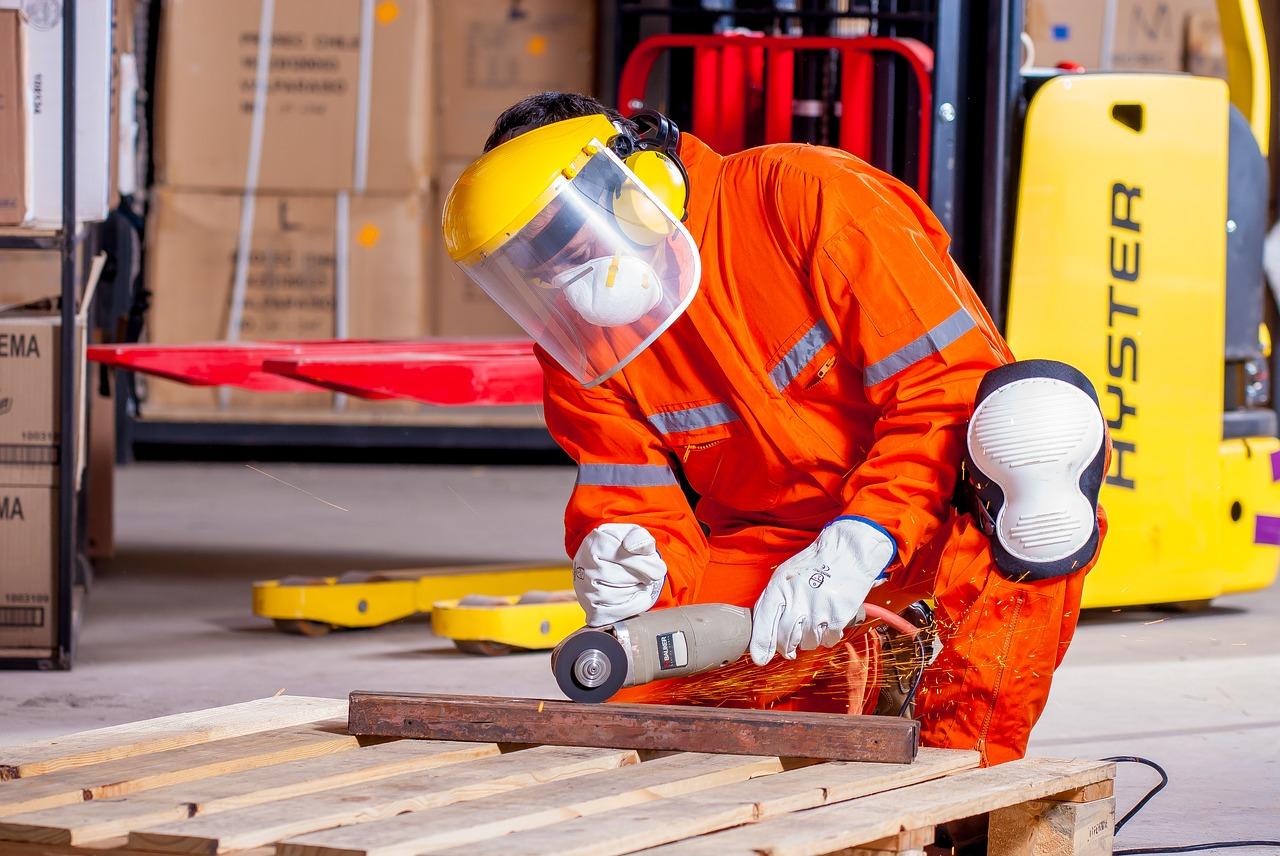 Arbeitsschutz in der Industrie
