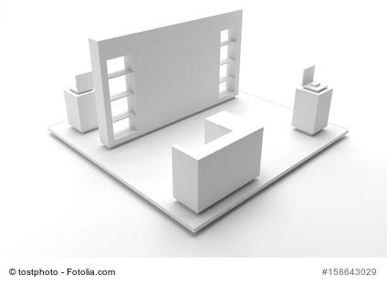 CAD im Messebau