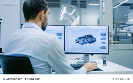 CAD in der Industrie